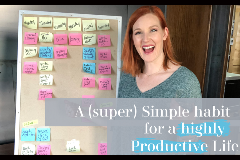 What Highly Productive People Do that You Don't (You don't need to do more, you need to do less)