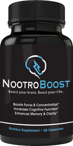 NootroBoost nootropic supplement can boost your brainpower and enhance your productivity