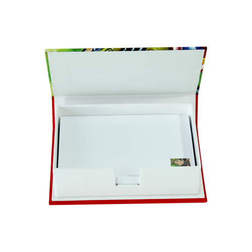 Assorted Memo Pads with Decorative Box