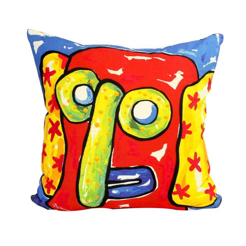 Bojanini - Pillow - La Marimonda NOW $98 Use PROMOCODE: ALLPILLOWS30%OFF