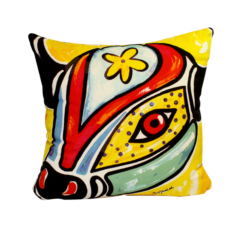Bojanini - Pillow - El Torito NOW $98 Use PROMOCODE: ALLPILLOWS30%OFF