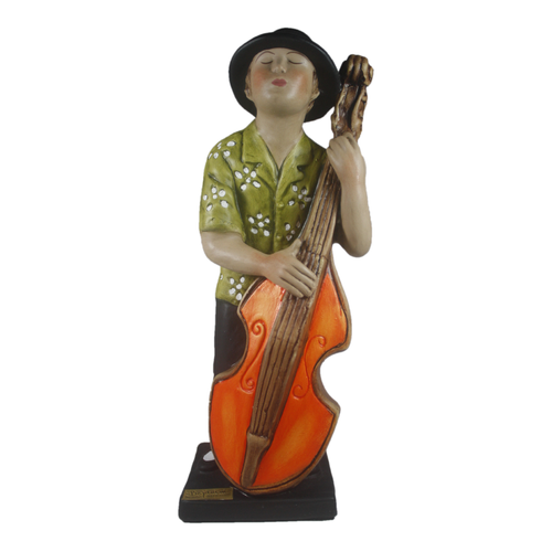 Bojanini - Figurine - Bass Player