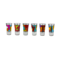 Shot Glasses Collection - Artistic Designs