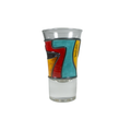 instruments decorative shot glass