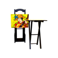Folding Snack table buy online Bojanini Store Musical Design