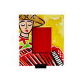 Bojanini - Picture Frame - Medium - Accordion Player