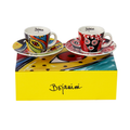 Colombian Carnival inspired espresso gift set available online