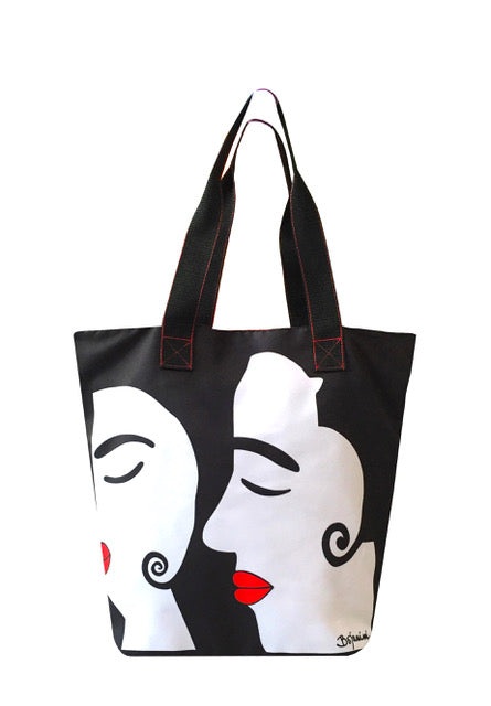 BOJANINI Tote Bag - You and I