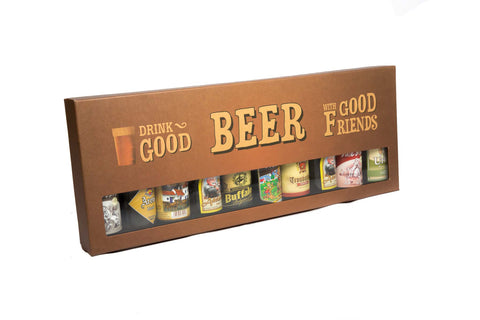 Drink Good Beer with Good Friends 33cl