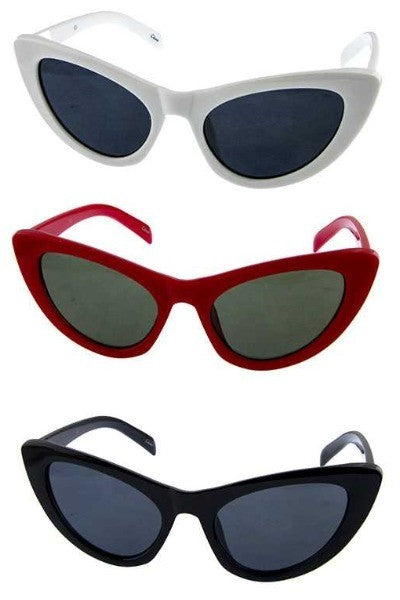 Frankie Cat-Eyed Sunglasses