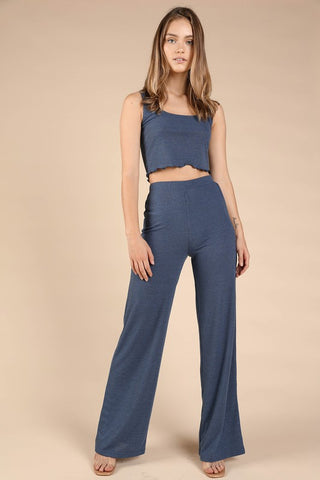 Sparkly Flare Pant