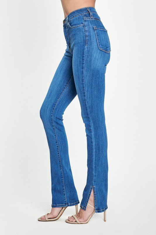 Kami Boot-Cut Jeans