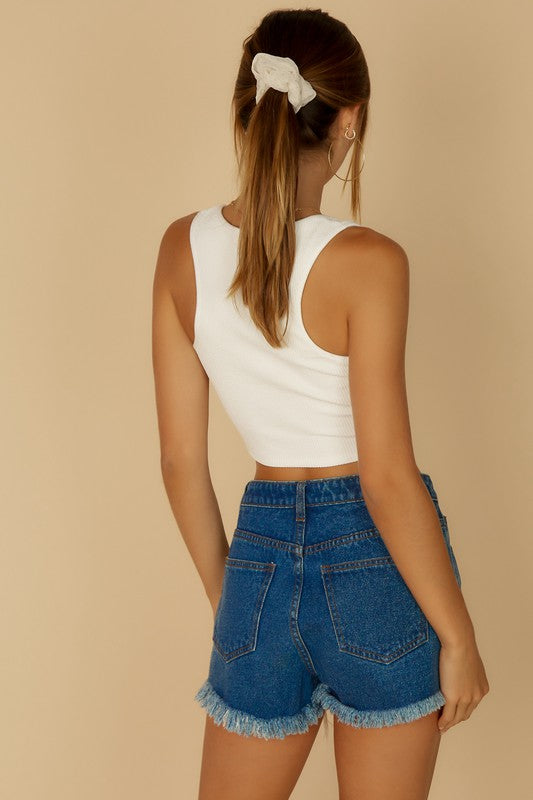 Mandy Crop Tank