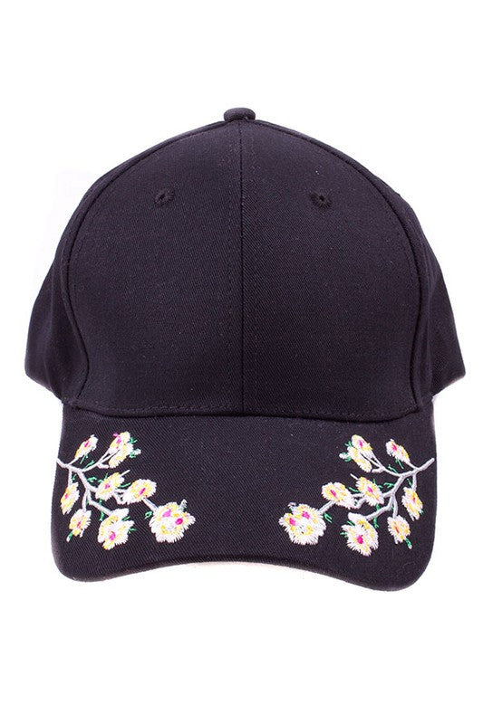 Embroidered Baseball Hat MORE COLORS