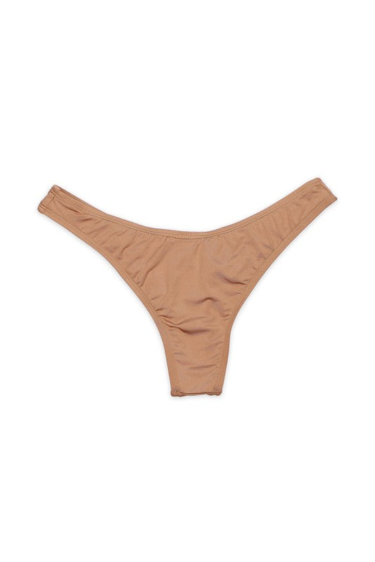 Nostalgia Swim Bottom Nude