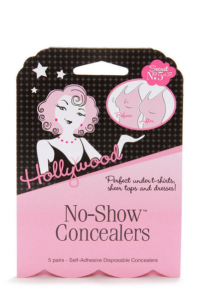 No Shows Nipple Concealers