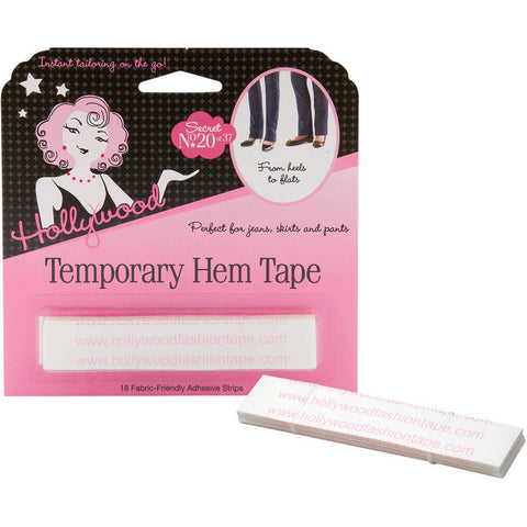 Temporary Hem Tape
