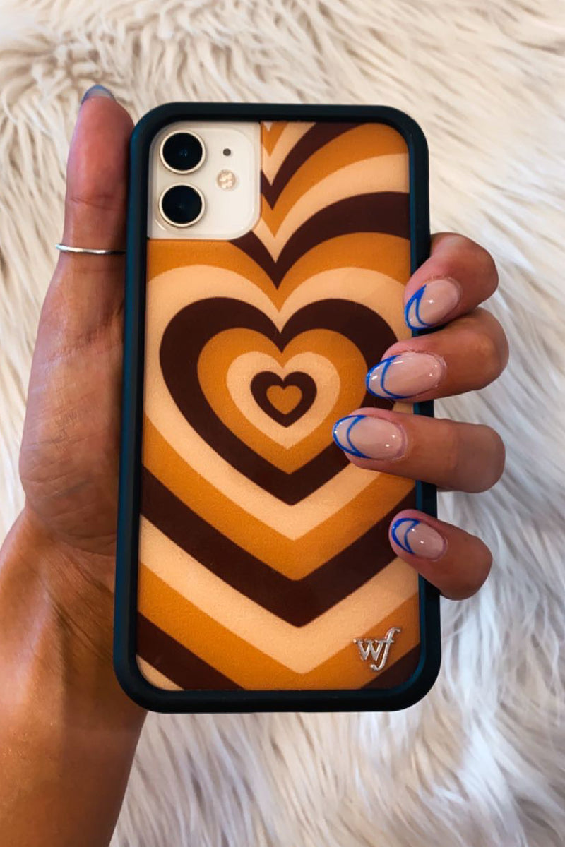 Latte Love Phone Case
