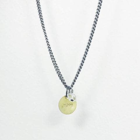 Hope Water Project - necklace