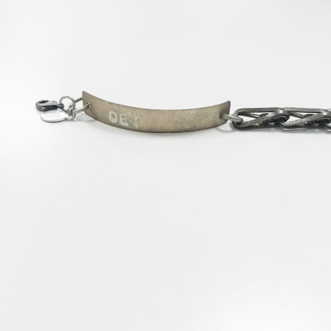 Detroit Packard Plant Bracelet - 8 in