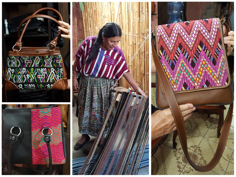 Handmade Purses, Handbags & Backpacks