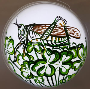 Hand-Painted Nightlights (Insect Collection)