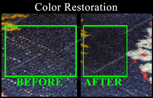 Color Restoration by Carpet Culture