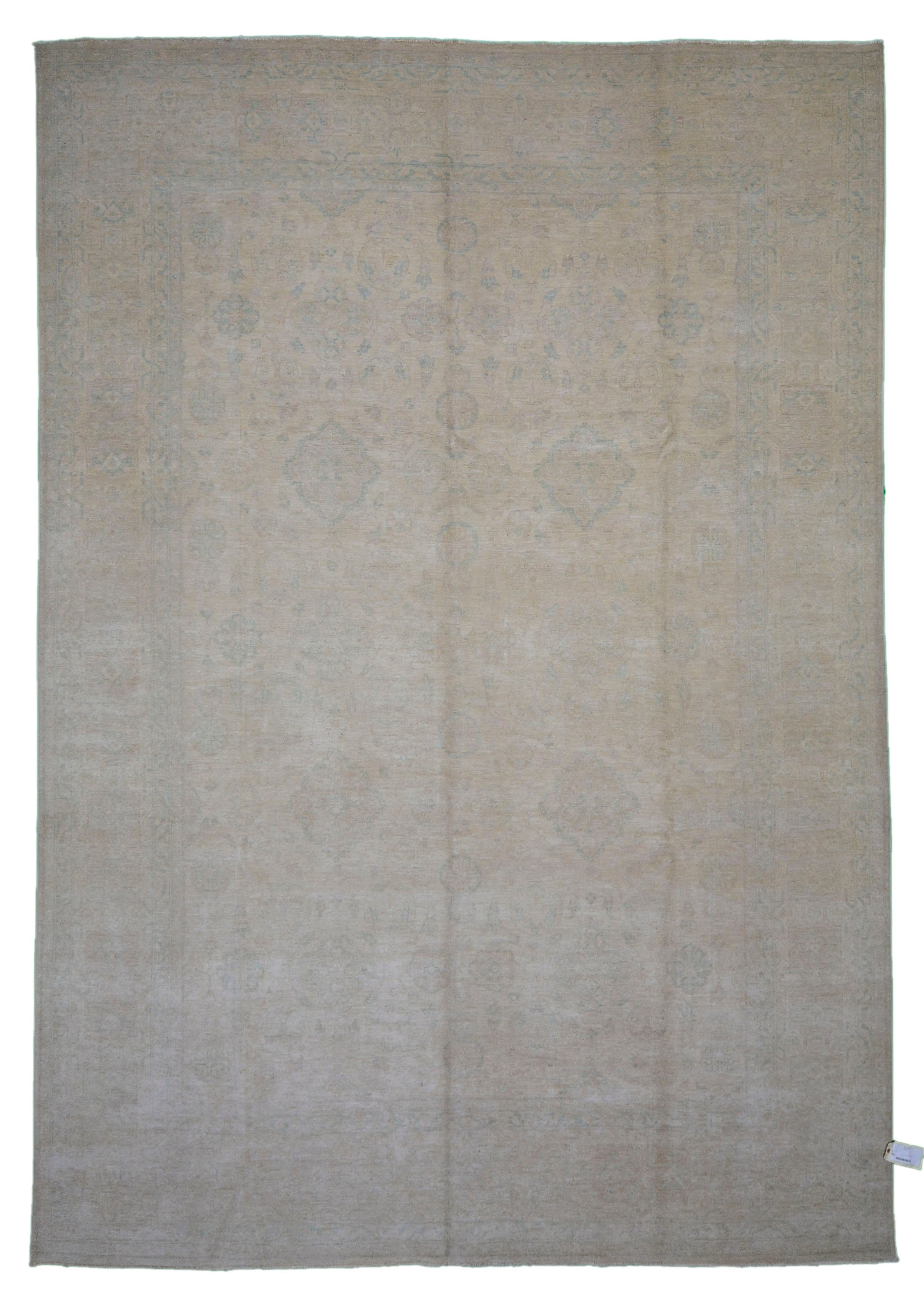 "Handmade Decorative Rug > Design# 014376 > Size: 8'-9"" x 12'-5"""
