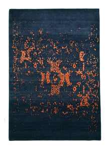 "Transitional Silk and Wool Rug- > Design # 1957 > 6'-0"" X 9'-0"""