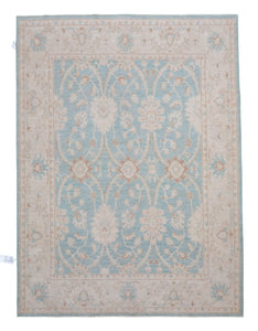 "Handmade Decorative Wool Rug > Design # 2543 > 6'-0"" X 8'-2"""