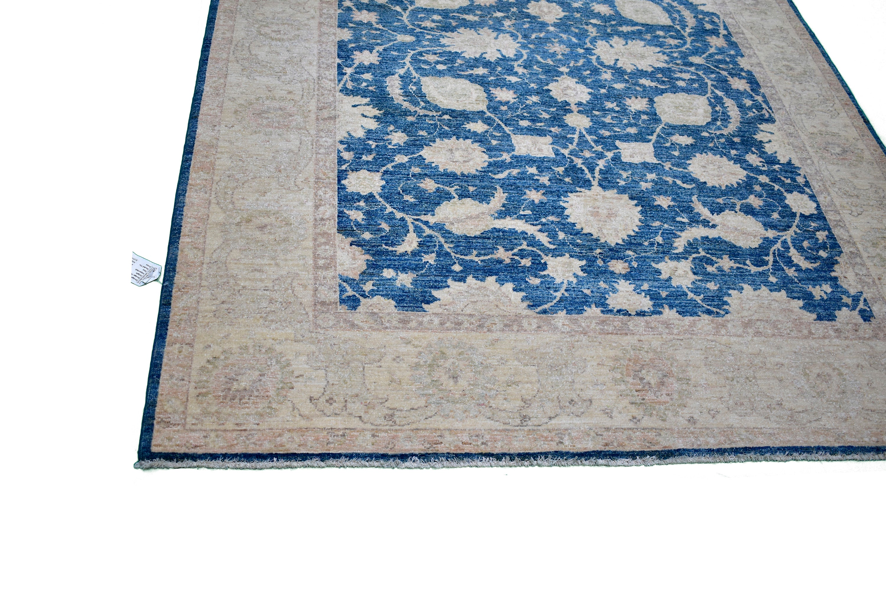 "New Handmade Afghani Wool Rug > Design # 2530 > 5'-9"" X 8'-1"""