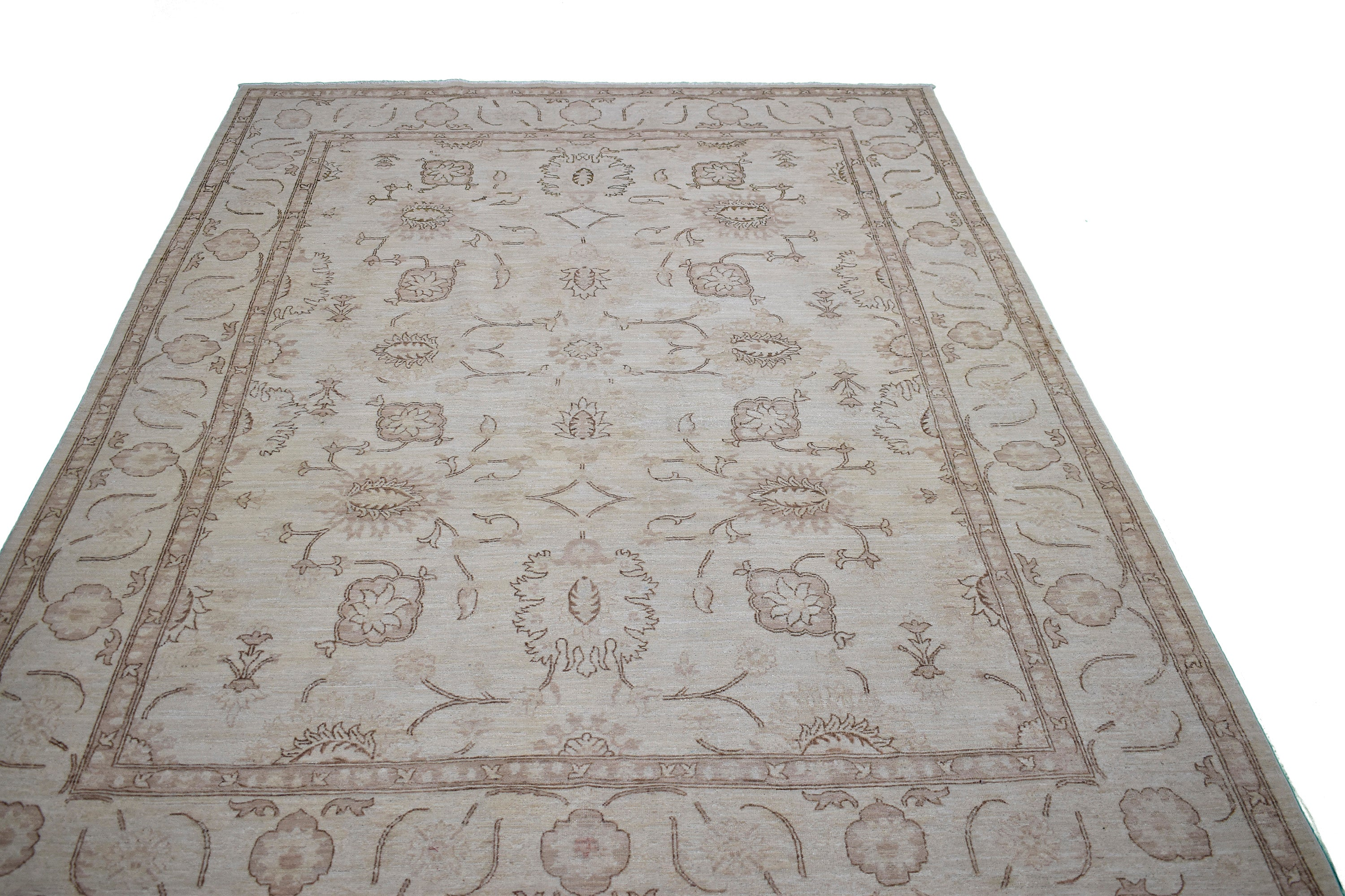 "Handmade Decorative Rug > Design# 009085 > Size: 6'-2"" x 8'-6"""