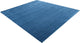 New Handmade Modern Lori Rug - Blue Color