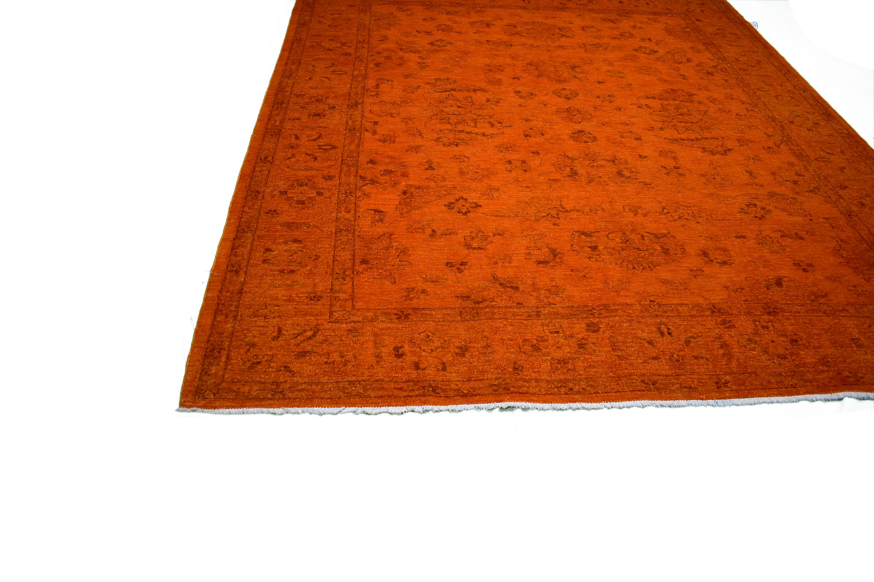 "Afghani Over Dyed Rug > Design # 1040 > 8'-3"" X 9'-10"" - Carpet Culture"