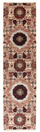 "Hand Knotted Tribal Aryana Rug > Design# 950225 > Size: 2'-6"" x 9'-6"""