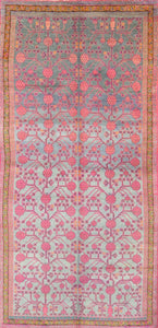 Antique Turkmen Khotan Rug KH-008