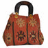 "Turkish Vintage Kilim Bag-B:08 B:08 Size: W: 12"" H: 10"" D: 6"" Drop Length: 6"""