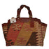 "Turkish Vintage Kilim Bag-B:46 B:46 Size: W: 17"" H: 10"" D: 5"" Drop Length: 6"""