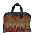 "Turkish Vintage Kilim Bag-B:55 B:55 Size: W: 15"" H: 9"" D: 5"" Drop Length: 6"""