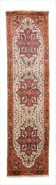 "Handmade New Heriz Runner > Design# 701007 > Size: 2'-6"" X 9'-10"""