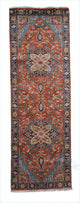"Handmade New Heriz Runner > Design# 701015 > Size: 2'-8"" X 7'-11"""