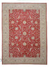 "New Handmade Afghani Wool Rug > Design # 2514 > 8'-2"" X 11'-3"""