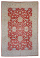 "New Handmade Afghani Wool Rug > Design # 2508 > 7'-10"" X 11'-6"""