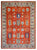 "New Turkmen Esari Rug > Design # 2295 > 9'-9"" X 13'-6"""