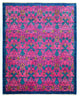 "Transitional Afghani Wool Rug > Design # 215 > 8'-0"" X 10'-0"""