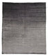 "Transitional Posh Silver Grey Neutral Rug > Design# 1968 > 8' - 1"" x 9' - 8"""