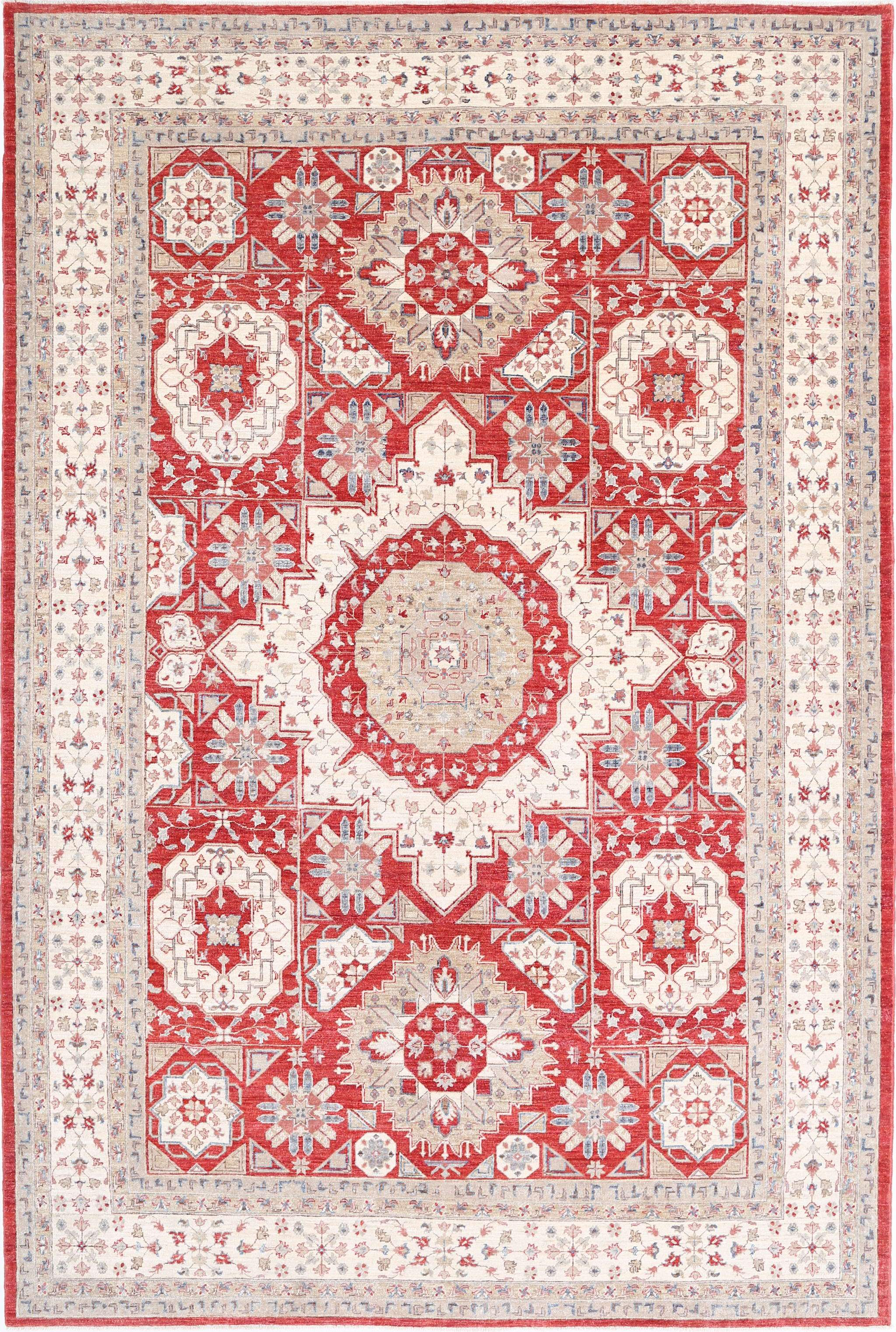 Handmade Vintage Area Rug, Carpet Culture