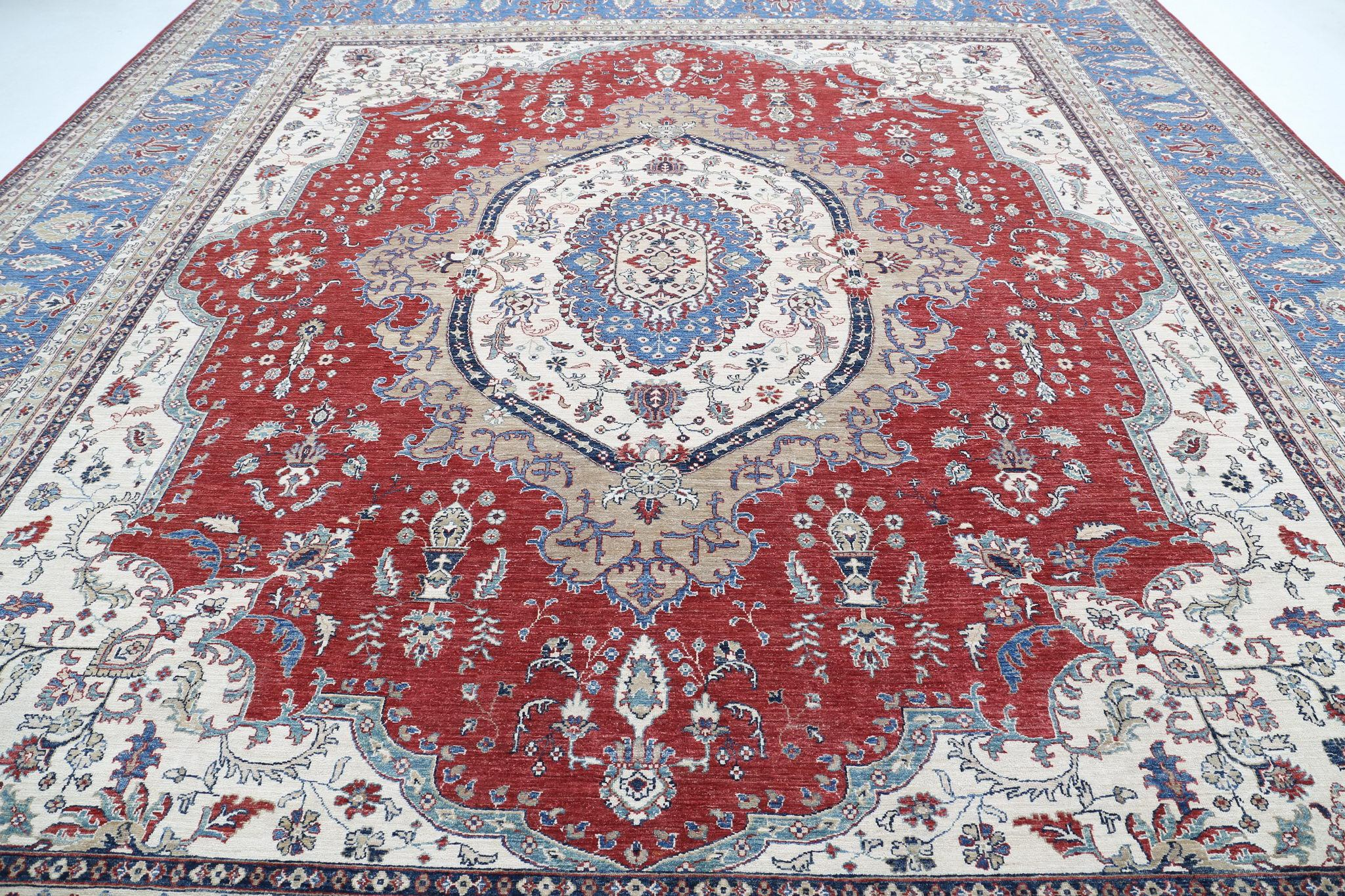 Handmade Rugs, Large Vintage Rugs, Oversized Rugs by Carpet Culture