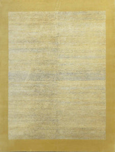 Tibbetian Hemp Silk And Wool Rug M-048
