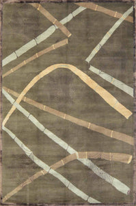 Tibbetian Silk And Wool Rug CC0845